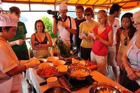 Half Day Cooking Class in Hue (at Y Thao Garden)