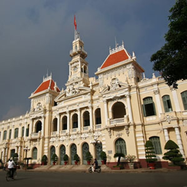 Ho Chi Minh City Tour - Mekong Overnight Stay 5 Days