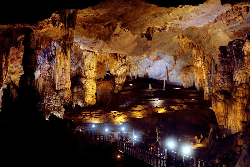 Phong Nha Cave - Ke Bang National Park Day Trip