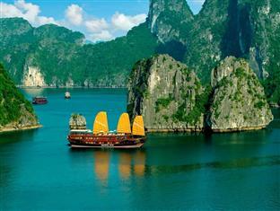 Indochina Sails Halong Bay 2 Days 1 Night