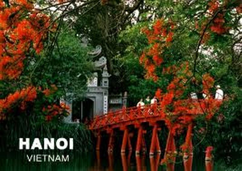 Hanoi Half Day City Tour in the morning