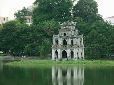 Deluxe Hanoi City Tour @ 40.00 USD/pp