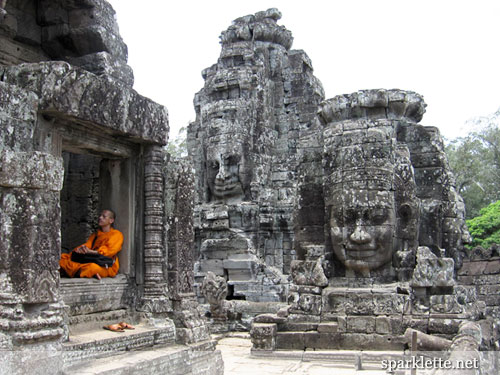 Full day Angkor Wat and Angkor Thom