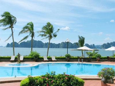 Halong Bay - Tuan Chau Island 2 days 1 night