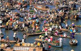 Mekong Delta - Cai Be – Vinh Long - Can Tho 2 Days 1 Night from Ho Chi Minh City